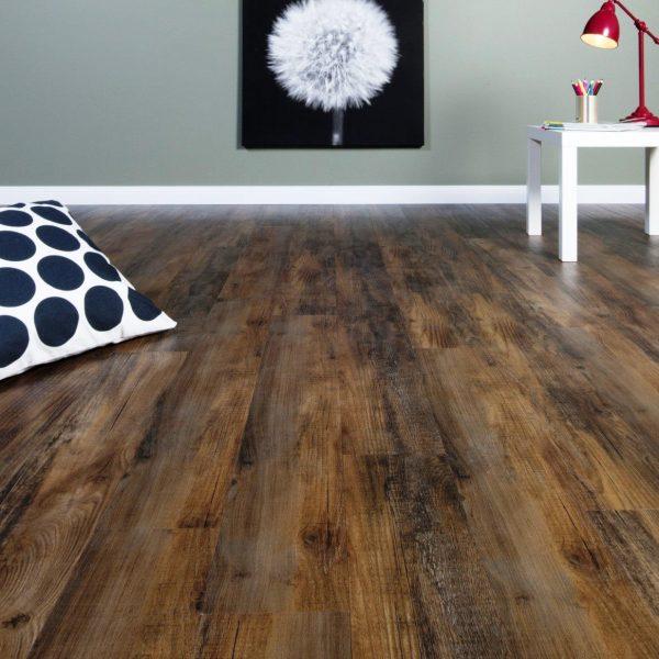 Linoleum Floors In Living Room