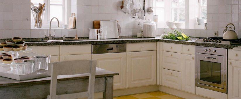 Choosing Linoleum For Kitchen Types